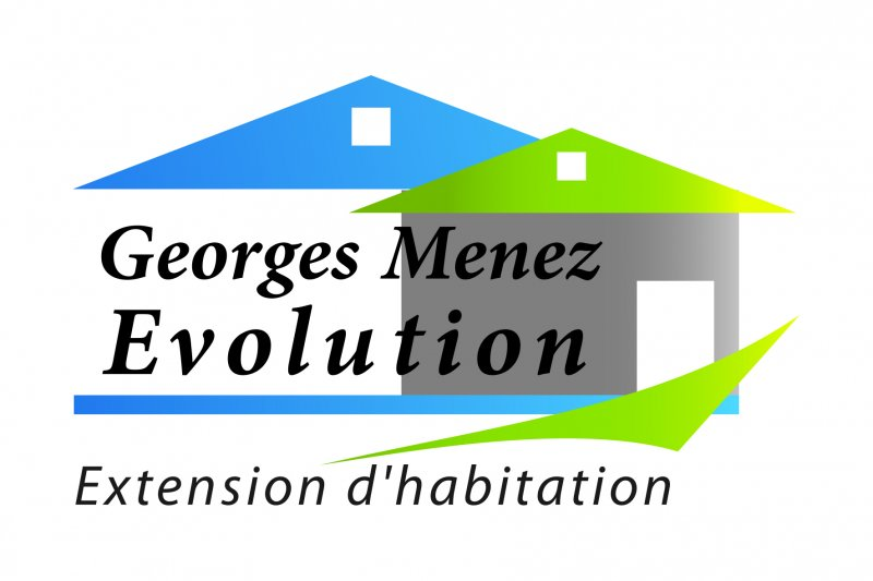 Logo Georges Menez Evolution - grand format