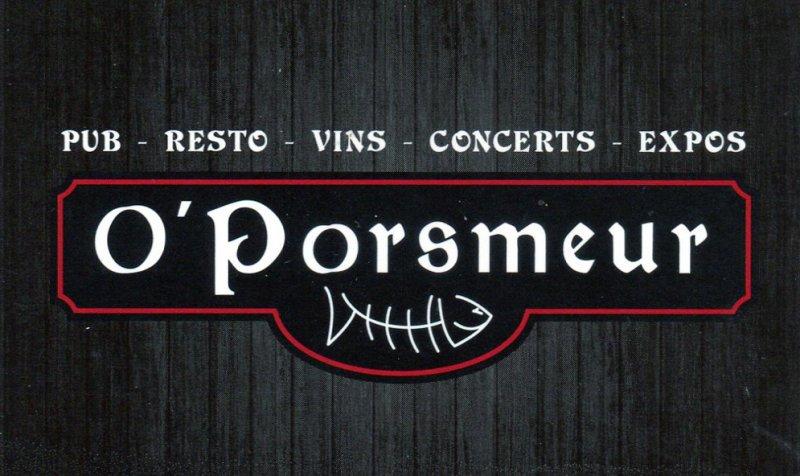 O PORSMEUR - PUB PORSPODER