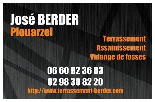 BERDER TERRASSEMENT
