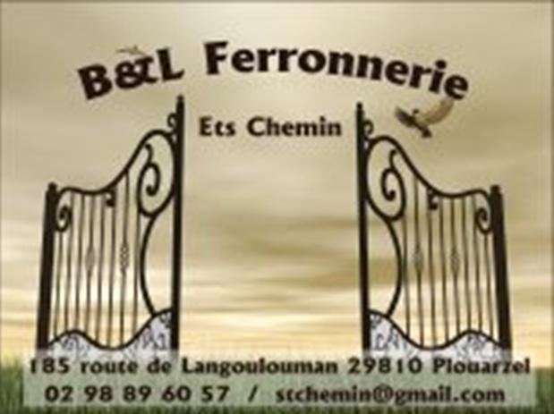 FERRONNERIE CHEMIN PLOUARZEL