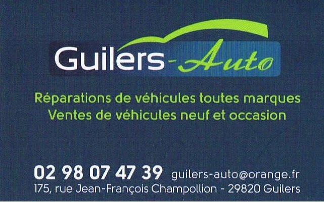 GUILERS AUTO - GARAGE AUTOMOBILE GUILERS