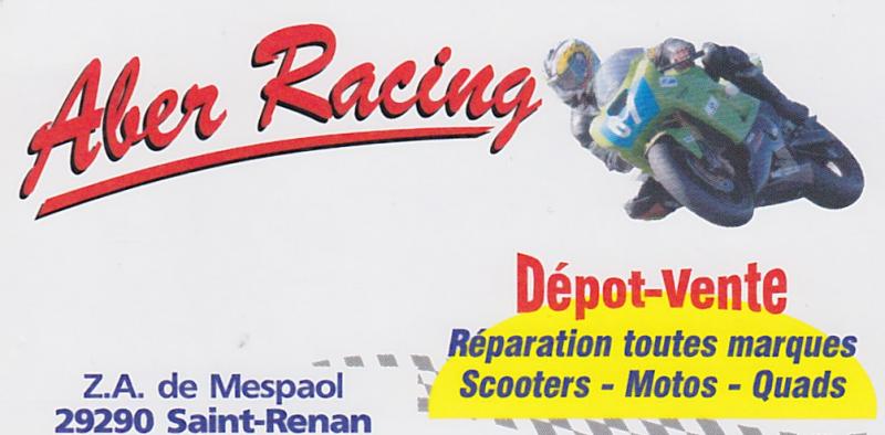 logo aber racing