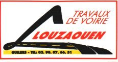 LOUZAOUEN TRAVAUX DE VOIERIE