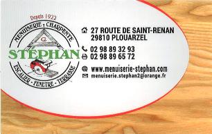 MENUISERIE STEPHAN PLOUARZEL