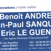 AXA ASSURANCES AGENCE LE GUEN-SANQUER-ANDRE