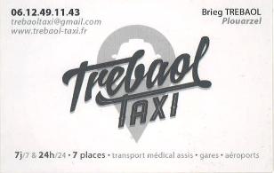 trebaol taxi